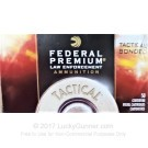 45 ACP - +P 230 Grain Bonded HP - Federal - 1000 Rounds